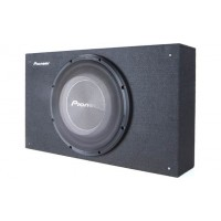 """Pioneer TS-A3000LB Sealed enclosure with 12"""" subwoofer"""