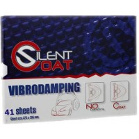 Silent Coat Bulk Pack 40 Sheets (2mm)
