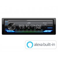 KD-X472DBT Digital Media Receiver, DAB Bluetooth