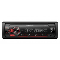 Pioneer MVH-S420BT - Mechaless USB AUX Bluetooth Stereo iPhone Android