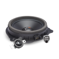 "OE65C-FD 6.5"" DIRECT FIT OEM REPLACEMENT COMPONENT SPEAKERS"