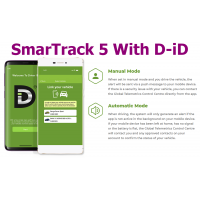 SmarTrack 5 with D-iD