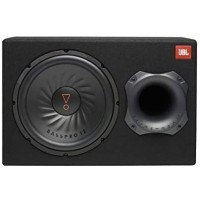 """JBL BassPro 12 - 12"""" Active Car Subwooer with Ported Enclosure 450W"""