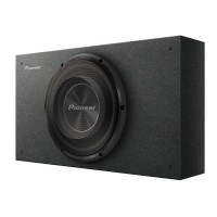 """Pioneer TS-A2500LB - 10"""" Shallow Subwoofer in Enclosure 1200W"""