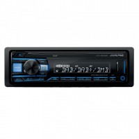 Alpine UTE-202DAB - Digital Media Stereo DAB
