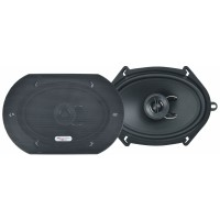 """Excalibur X572 - 5""""x7"""" 2-Way Coaxial Speakers 450W Max Power"""
